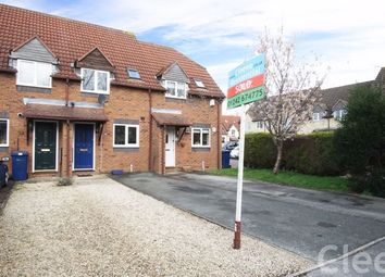 Thumbnail 2 bed terraced house for sale in The Cornfields, Bishops Cleeve, Cheltenham