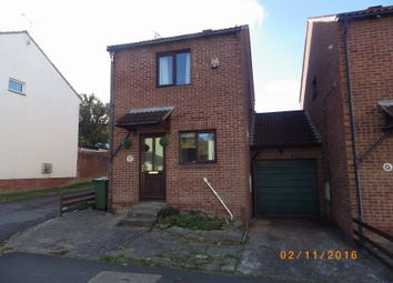 Thumbnail 2 bed link-detached house to rent in Long Meadow Drive, Barnstaple