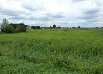 Thumbnail Land for sale in Whittlesey Road, March