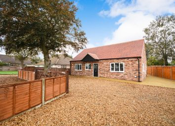 Thumbnail 2 bed detached bungalow for sale in The Street, Holywell Row, Bury St. Edmunds