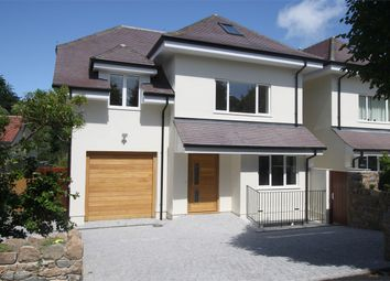 Thumbnail 6 bed detached house for sale in Avenue Du Manoir, Ville Au Roi, St Peter Port