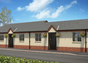 Thumbnail 1 bed semi-detached bungalow for sale in Plot 2, Sun Grove, Wem, Shrewsbury