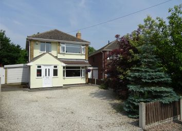 Thumbnail 3 bedroom detached house for sale in Rosslyn Road, Whitwick, Leicestershire
