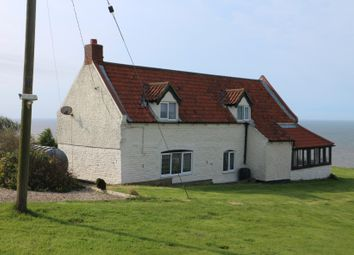 Thumbnail 3 bed detached house for sale in Cliff Farm, Mundesley Road, Trimingham, Norwich, Norfolk