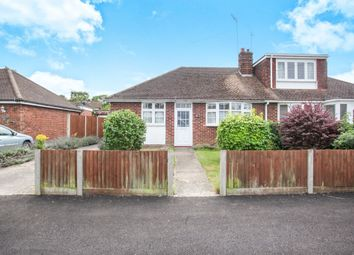 Thumbnail 2 bed semi-detached bungalow for sale in Chapterhouse Road, Luton