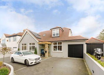 Thumbnail 5 bed detached house for sale in Kingsmead Avenue, Worcester Park KT48Xb