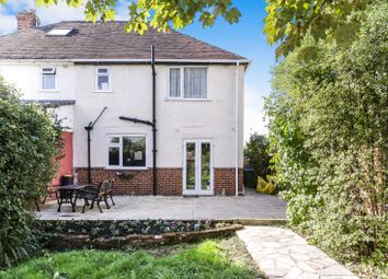 Thumbnail 3 bed semi-detached house to rent in Gudge Heath Lane, Fareham