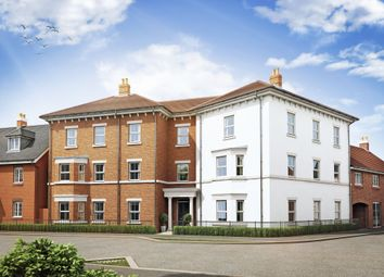 "Thumbnail 2 bed flat for sale in ""Bury"" at Great Denham, Bedford"