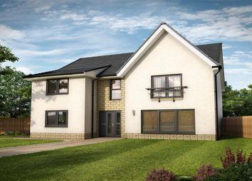 Thumbnail 4 bedroom detached house for sale in Savannah Calder Park Road, Mid Calder, Livingston