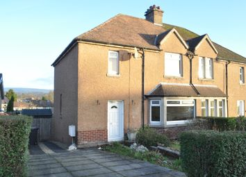 Thumbnail 3 bed semi-detached house for sale in Balvie Road, Milngavie, East Dunbartonshire