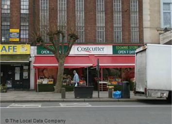 Thumbnail Commercial property for sale in Burnt Oak Broadway, Edgware, Greater London