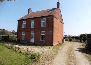 Thumbnail 4 bed farmhouse for sale in Foulsham Road, Hindolveston