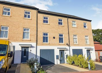 Thumbnail 4 bed town house for sale in Bexley Close, Mackworth, Derby