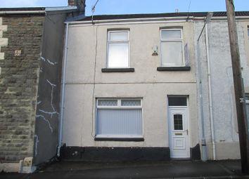 Thumbnail 3 bed terraced house for sale in Freeman Street, Brynhyfryd, Swansea.