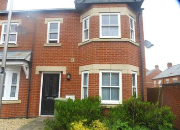 Thumbnail 3 bed property to rent in Barr Piece, Wolverton, Milton Keynes