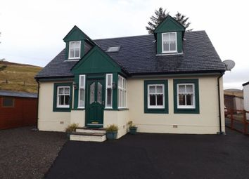 Thumbnail 3 bed detached house for sale in Symington Street, Leadhills, Biggar