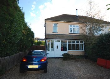 Thumbnail 3 bedroom semi-detached house for sale in Parkstone Avenue, Poole