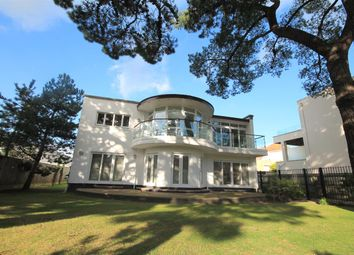 Thumbnail 4 bed detached house to rent in Panorama Road, Sandbanks, Poole