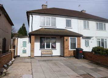 Thumbnail 4 bed semi-detached house for sale in Liberty Road, Braunstone Frith