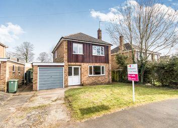Thumbnail 3 bedroom detached house for sale in Arnhem Drive, Caythorpe, Grantham