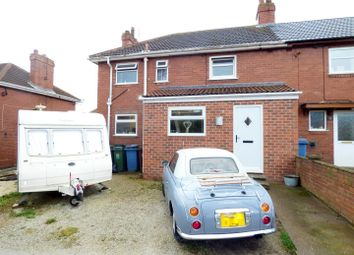 Thumbnail 4 bed semi-detached house for sale in Sherwood Rise, Mansfield Woodhouse, Mansfield