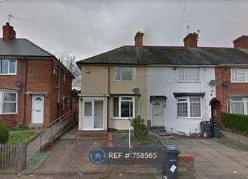 3 bed semi-detached house to rent in Gospel Lane, Birmingham B27