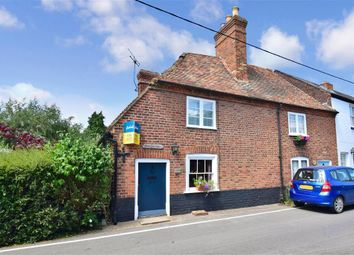Thumbnail 1 bed cottage for sale in Nargate Street, Littlebourne, Canterbury, Kent