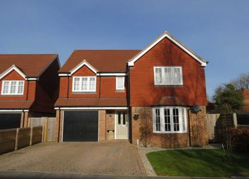 Thumbnail 5 bed detached house for sale in Ailesbury Way, Burbage, Marlborough