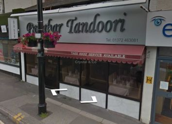 Thumbnail Restaurant/cafe for sale in High Street, Esher