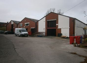 Thumbnail Commercial property for sale in Wirral Foods Ltd., Empire Street, Great Harwood