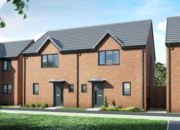 "Thumbnail 3 bedroom property for sale in ""The Leen At Amy Johnson"" at Hawthorn Avenue, Hull"