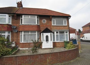 Thumbnail 5 bed semi-detached house for sale in Oakleigh Avenue, Edgware