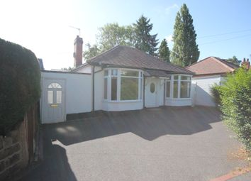 3 bed detached bungalow for sale in The Bridle Path, Shirley, Solihull B90