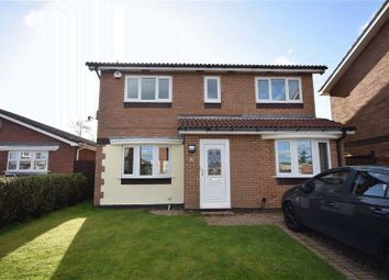 Thumbnail 4 bed detached house for sale in Kingswood Close, Boldon Colliery