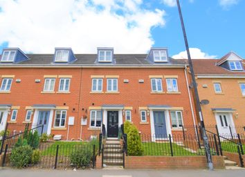 Thumbnail 3 bed town house for sale in Horncliffe Row, Acklam Green, Middlesbrough