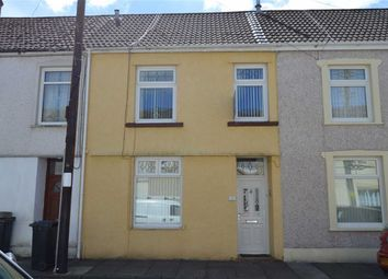 Thumbnail 4 bed terraced house for sale in South View, Troedyrhiw, Merthyr Tydfil