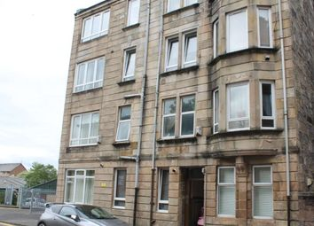 Thumbnail 1 bed flat to rent in Stow Street, Paisley