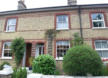 Thumbnail 3 bed terraced house to rent in Bradbourne Road, Sevenoaks