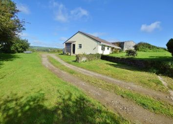 Thumbnail 3 bed equestrian property for sale in Little Skewes, St Wenn, Cornwall