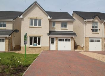 Thumbnail 4 bed detached house for sale in Seven Wells, East Calder, Livingston