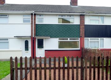 Thumbnail 3 bed terraced house to rent in Fortune Close, Hull, East Riding Of Yorkshire