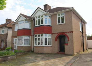 Thumbnail 3 bed semi-detached house for sale in Agaton Road, New Eltham