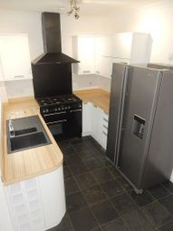 Thumbnail 2 bed terraced house to rent in Clevedon Crescent, Leicester