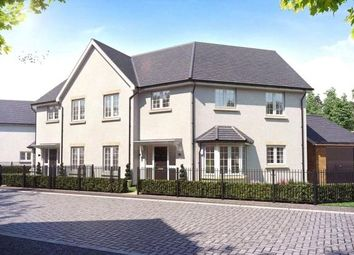 Thumbnail 4 bed semi-detached house for sale in Sopwith Grange, Greenacres, Duxford, Cambridgeshire