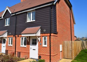 Thumbnail 2 bed end terrace house for sale in West Brook View, Emsworth