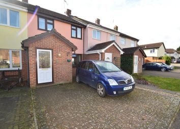Thumbnail 3 bed terraced house for sale in Daimler Road, Ipswich