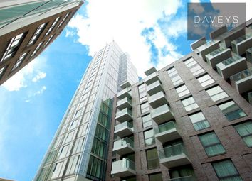 Thumbnail 1 bedroom flat for sale in Leman Street, London