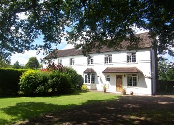 Thumbnail 4 bed cottage to rent in Deep Pool Lane, Station Road, Chobham, Woking