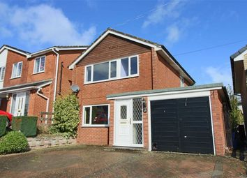Thumbnail 3 bed detached house for sale in 14, Garreg Drive, Welshpool, Powys