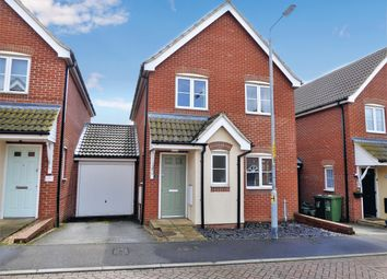 Thumbnail 3 bed link-detached house for sale in Mallard End, Downham Market